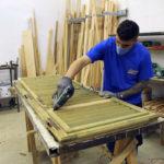 10 motivi per restaurare invece di sostituire le persiane in legno