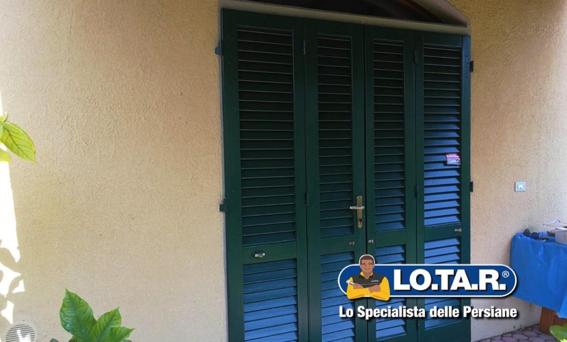 Villa Castiglioncello Livorno Lotar Persiane 3