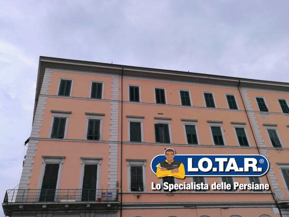 Livorno Lotar Restauro Persiane