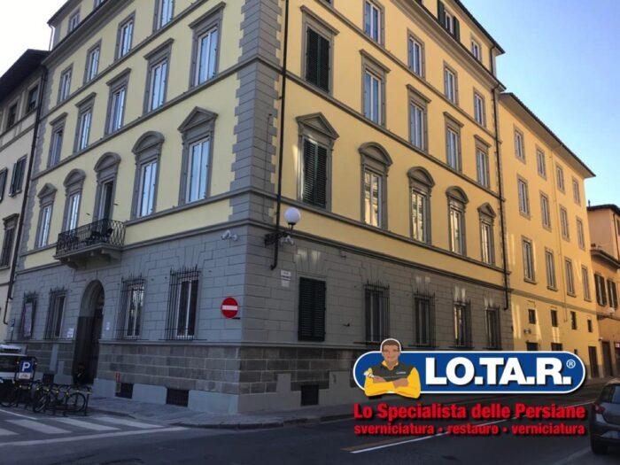 Casa Studente Piazza Indipendenza Firenze Lotar Restauro Persiane In Legno 1