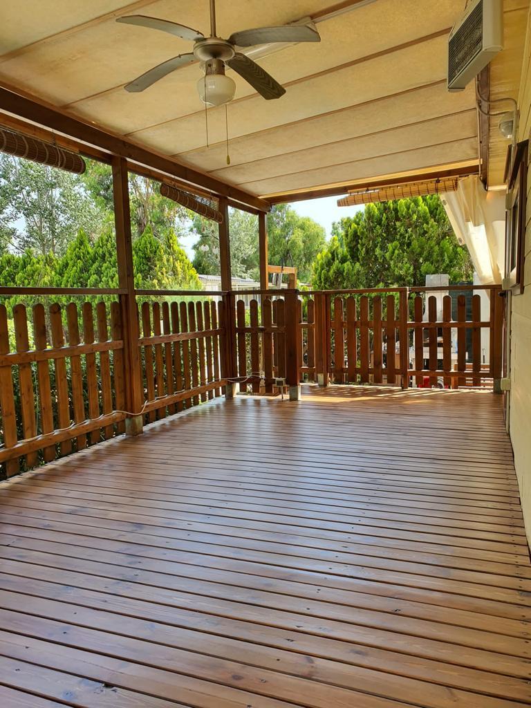 Restauro verande In Legno Lotar